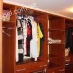 Небольшие гардеробные на заказ фото 2
