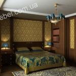 Спальни Классика на заказ фото 1