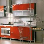 Кухни в стиле хай-тек на заказ фото 3