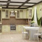 Кухни в итальянском стиле на заказ фото 6