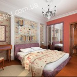 Небольшие спальни на заказ фото 4