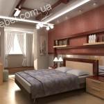 Небольшие спальни на заказ фото 17