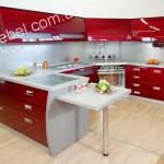 Современные кухни на заказ фото 23