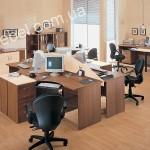 Мебель для персонала на заказ фото 55