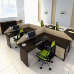 Мебель для персонала на заказ фото 63