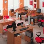 Мебель для персонала на заказ фото 65
