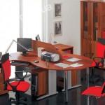 Мебель для персонала на заказ фото 66