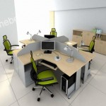 Мебель для персонала на заказ фото 68