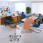 Мебель для персонала на заказ фото 71