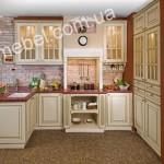 Кухни в дворцовом стиле на заказ фото 3