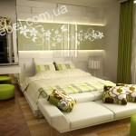 Небольшие спальни на заказ фото 18