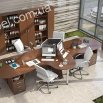 Мебель для персонала на заказ фото 83
