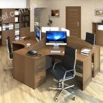 Мебель для персонала на заказ фото 91