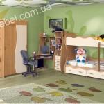 Детская мебель для двоих на заказ фото 4