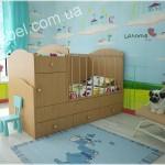 Мебель для новорожденных на заказ фото 12
