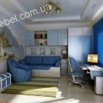 Мебель для мальчиков на заказ фото 7