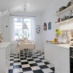 Кухни в скандинавском стиле на заказ фото 4