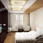 Небольшие спальни на заказ фото 46