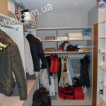 Компактные гардеробные на заказ фото 4