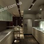 Современные кухни на заказ фото 9