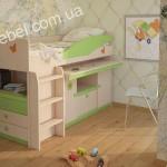 Детская мебель для двоих на заказ фото 6
