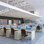 Мебель для персонала на заказ фото 24