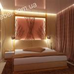 Небольшие спальни на заказ фото 48