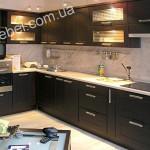Кухни в стиле хай-тек на заказ фото 12