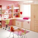 Мебель для девочек на заказ фото 1