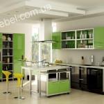 Кухни модерн на заказ фото 8