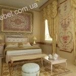 Спальни Классика на заказ фото 3
