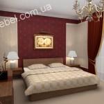 Небольшие спальни на заказ фото 3