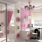 Мебель для девочек на заказ фото 13