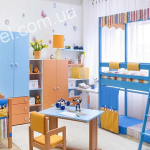Популярная детская мебель на заказ фото 26