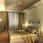 Небольшие спальни на заказ фото 6