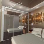 Небольшие спальни на заказ фото 15