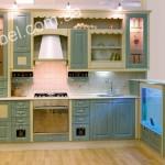 Кухни в стиле кантри на заказ фото 6
