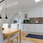 Кухни в скандинавском стиле на заказ фото 2