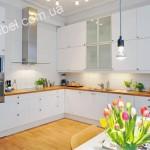 Кухни в скандинавском стиле на заказ фото 7