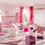 Мебель для девочек на заказ фото 3