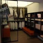 Небольшие гардеробные на заказ фото 3