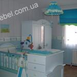 Мебель для новорожденных на заказ фото 17