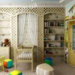 Мебель для новорожденных на заказ фото 21