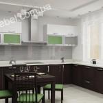 Кухни в стиле хай-тек на заказ фото 27