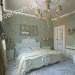 Спальни Классика на заказ фото 12