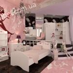 Мебель для девочек на заказ фото 22
