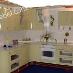 Кухни модерн на заказ фото 25