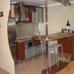 Кухни с барной стойкой на заказ фото 3
