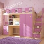 Мебель для девочек на заказ фото 16