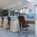 Мебель для персонала на заказ фото 115